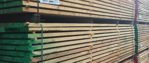 SOFTWOOD SAWN TIMBER 27 × 125